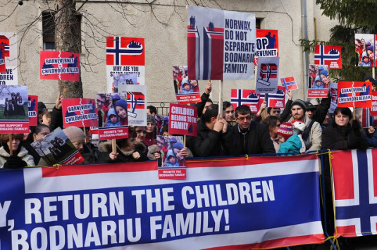 barnevernet_protest_romania