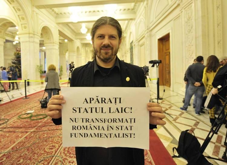 Remus-Cernea-stat-laic-FOTO-Grigore-Popescu Foto Realitatea.net
