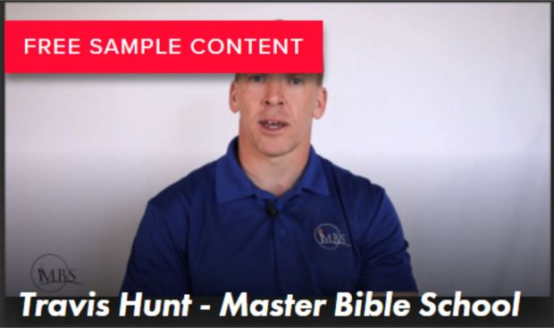 travis masters bible school