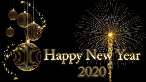 Happy-New-Year-2020-Gold-Fireworks-christmas-bulbs-Greetings-Card-for-or-Mobile-phones-Tablet-and-PC-3840x2160-915x515